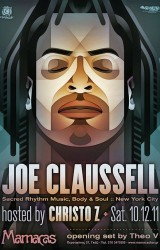Joe Claussell '11
