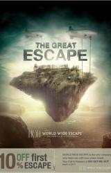 """""""The Great Escape"""" feat. Falcon White"""