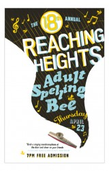 Reach Heights Adult Spelling Bee