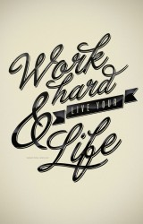 Work Hard (Everyday project)