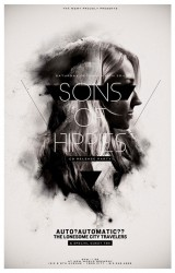 Sons of Hippies – Show Flier