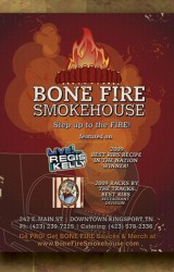 Bone Fire smokehouse