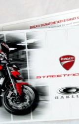 Ducati Oakley