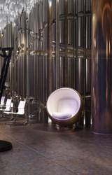 Hair dressers shop Interiordesign concept