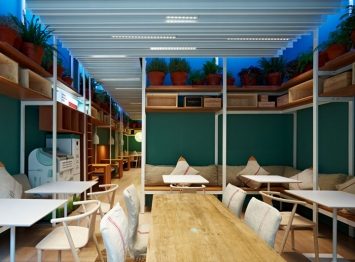 FASTViNIC-restaurant-by-Alfons-Tost-Barcelona