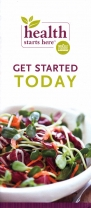 """Whole Foods """"Health starts here"""""""