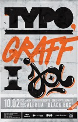 Typo, Graff
